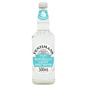 Fentimans Naturally Light Tonic Water