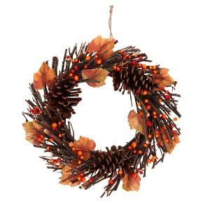 John Lewis Autumn Wreath