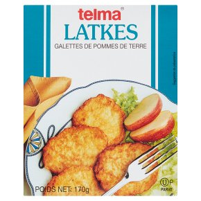 Telma Latkes Potato Pancake Mix