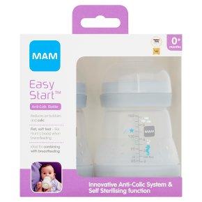 MAM Easy Start 160ml Bottle Green