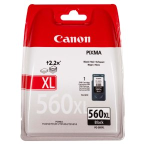 Canon PG560XL Black Ink Cartridge