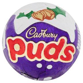 Cadbury Xmas Puds