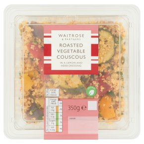 Waitrose Roasted Vegetable Couscous