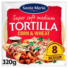 Santa Maria 8 Corn Tortillas