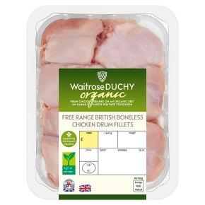 Duchy Free Range British Chicken Drum Fillets