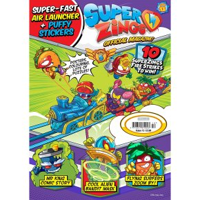 Superzings Official Magazine