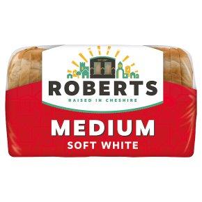 Roberts Bakery medium soft white sliced bread