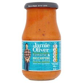 Jamie Oliver Tomato & Mascarpone Pasta Sauce