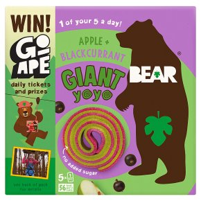 BEAR Giant Yoyo Apple & Blackcurrant