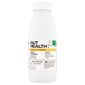 Waitrose Gut Health Natural Kefir Drink