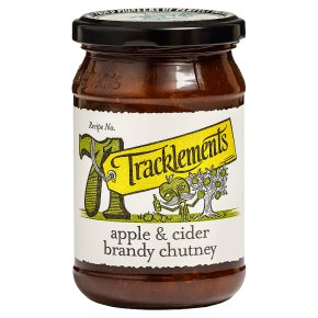 Tracklements Apple & Cider Chutney