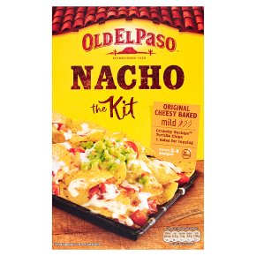 Old El Paso Nachos Kit