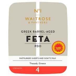 No.1 Greek Barrel Aged Feta PDO Strength 4