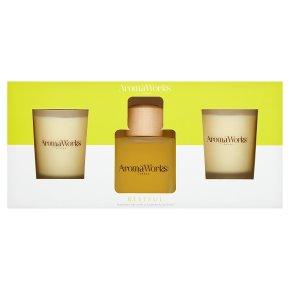 Aromaworks Restful Lavender Gift