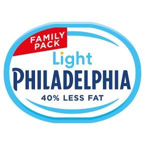 Philadelphia Light Soft Cheese