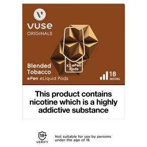 Vuse ePen Pods Blended Tobacco