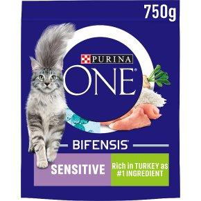 Purina ONE Sensitive Rich in Turkey