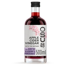 OSU Apple Cider Vinegar, Blueberry & Pomegranate