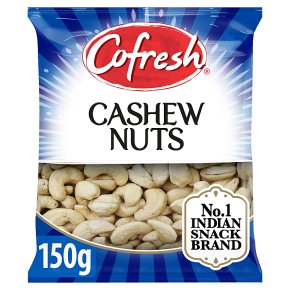 Cofresh cashew nuts roasted & salted