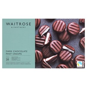 Waitrose Mint Creams