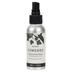 Cowshed Refresh Alcohol Hand Spray