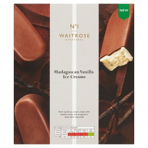 No.1 Madagascan Vanilla Sticks
