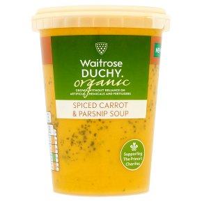 Waitrose Duchy Spiced Carrot & Parsnip Soup