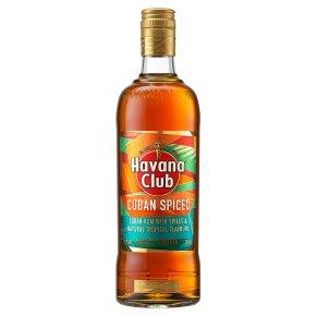 Havana Club Cuban Spiced Rum