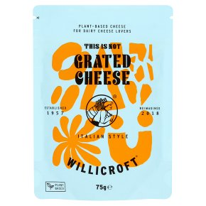 Willicroft This Is Not Grated Cheese