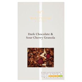 No.1 Dark Chocolate & Sour Cherry Granola