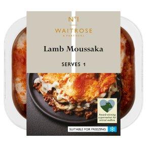 No.1 Lamb Moussaka