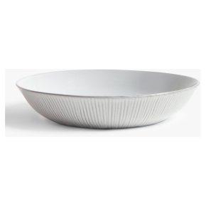 John Lewis Leckford Pasta Plate 24cm