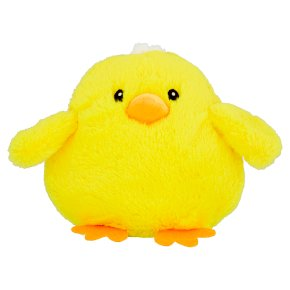 Waitrose Easter Large Chick Soft Toy
