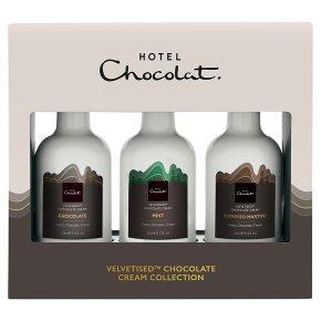 Hotel Chocolat Velvetised Chocolate Cream Collection