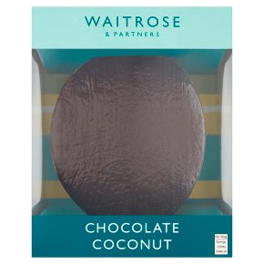 Waitrose Chocolate Coconut