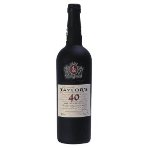 Taylor's 40-Year-Old Tawny