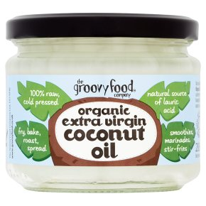 Groovy Food Virgin Coconut Oil