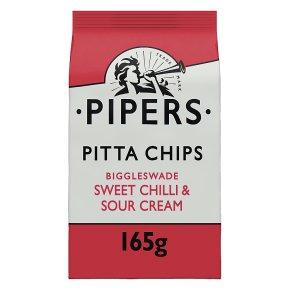 Pipers SChilli & Sour Cream Pitta Chips