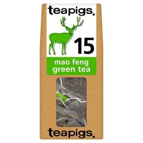 Teapigs Mao Feng Green Tea 15 Tea Temples
