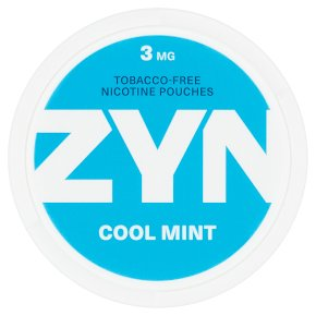 Zyn Nicotine Pouch Cool Mint 3mg