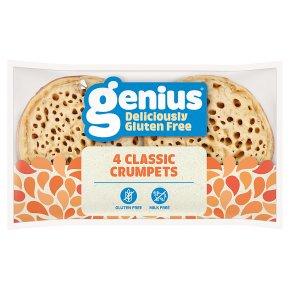 Genius Crumpets