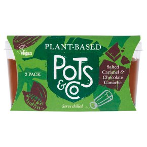 Pots & Co Plant Based Salted Caramel & Chocolate