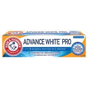 Arm & Hammer Advance White Pro