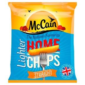 McCain Home Chips Lighter Straight