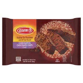 Osem Chocolate & Chocolate Chips Cake