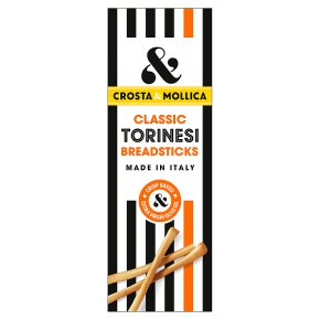 Crosta & Mollica Torinesi Grissini