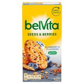 Belvita Seeds & Berries Blueberry & Flaxseed