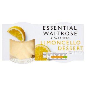 Essential Limoncello Dessert