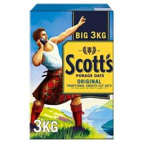 Scott's Original Porage Oats