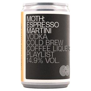 MOTH Espresso Martini
